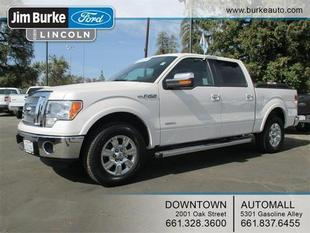 2012 Ford F150 Crew Cab Pickup for sale in Bakersfield for $31,263 with 58,848 miles.