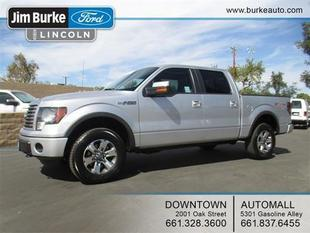 2011 Ford F150 Crew Cab Pickup for sale in Bakersfield for $33,500 with 43,806 miles.