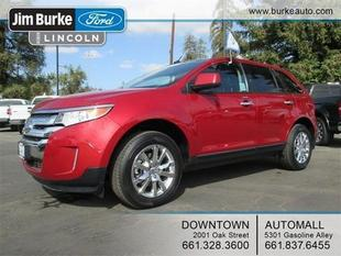2011 Ford Edge SEL SUV for sale in Bakersfield for $19,856 with 68,039 miles.