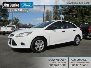 2013 Ford Focus S Sedan for sale in Bakersfield for $13,486 with 12,850 miles.