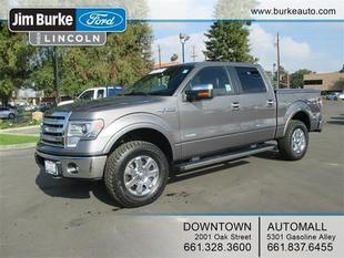 2013 Ford F150 Crew Cab Pickup for sale in Bakersfield for $44,650 with 24,569 miles.