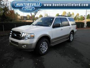 2011 Ford Expedition XLT SUV for sale in Huntersville for $32,417 with 34,520 miles.