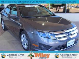 2012 Ford Fusion SE Sedan for sale in Kingman for $14,544 with 40,052 miles.