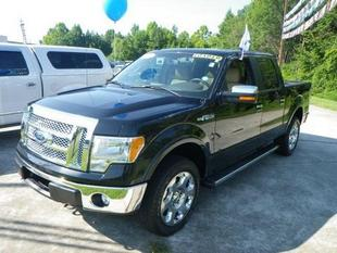 2012 Ford F150 Lariat Crew Cab Pickup for sale in Manchester for $39,995 with 30,908 miles.