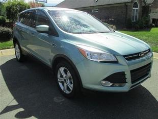 2013 Ford Escape SE SUV for sale in Burlington for $17,599 with 61,448 miles.