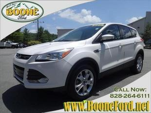 2013 Ford Escape SEL SUV for sale in Boone for $24,988 with 27,364 miles.