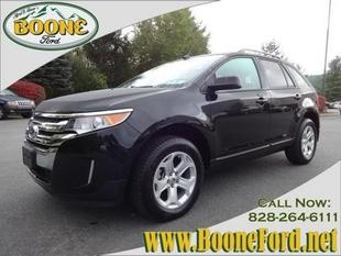 2014 Ford Edge SEL SUV for sale in Boone for $27,988 with 13,490 miles.