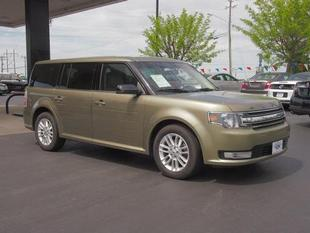 2013 Ford Flex SEL SUV for sale in Henderson for $23,495 with 35,477 miles.