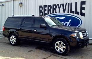 2013 Ford Expedition EL Limited SUV for sale in Berryville for $39,953 with 51,908 miles.
