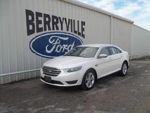 2013 Ford Taurus SEL Sedan for sale in Berryville for $18,993 with 26,738 miles.