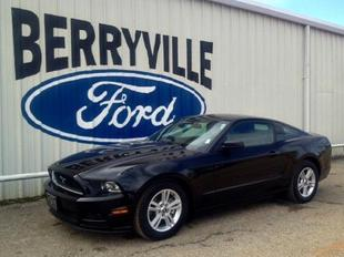 2014 Ford Mustang V6 Coupe for sale in Berryville for $19,759 with 24,239 miles.