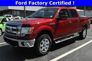 2014 Ford F150 XLT Crew Cab Pickup for sale in Eden for $37,375 with 13,920 miles.