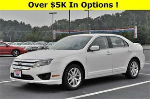 2012 Ford Fusion SEL Sedan for sale in Eden for $21,025 with 29,400 miles.