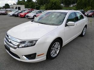2012 Ford Fusion SEL Sedan for sale in Dexter for $18,900 with 25,497 miles.