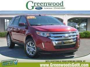 2014 Ford Edge Limited SUV for sale in Bowling Green for $29,884 with 15,324 miles.