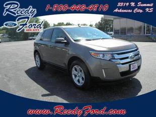 2012 Ford Edge SEL SUV for sale in Arkansas City for $21,995 with 75,164 miles.