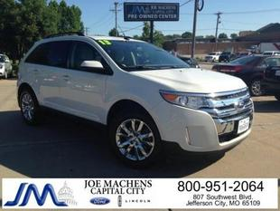 2013 Ford Edge SEL SUV for sale in Jefferson City for $24,980 with 29,930 miles.