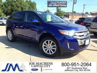 2013 Ford Edge SEL SUV for sale in Jefferson City for $26,980 with 18,672 miles.