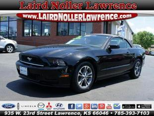 2014 Ford Mustang V6 Premium Convertible for sale in Lawrence for $20,495 with 31,160 miles.