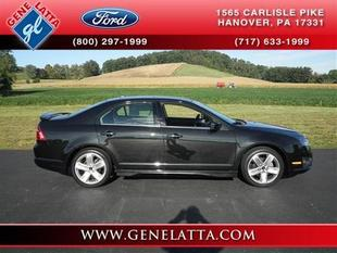 2011 Ford Fusion Sport Sedan for sale in Hanover for $19,476 with 26,261 miles.