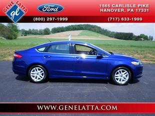 2013 Ford Fusion SE Sedan for sale in Hanover for $17,862 with 18,625 miles.