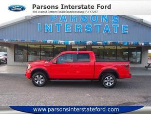 2011 Ford F150 FX4 Crew Cab Pickup for sale in Shippensburg for $36,995 with 16,496 miles.