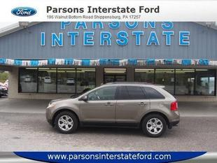 2013 Ford Edge SEL SUV for sale in Shippensburg for $25,900 with 23,309 miles.