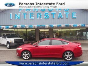 2013 Ford Fusion SE Sedan for sale in Shippensburg for $21,495 with 4,611 miles.