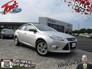 2012 Ford Focus SEL Sedan for sale in Keyport for $15,299 with 41,233 miles.
