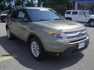 2012 Ford Explorer XLT SUV for sale in Rutherford for $29,499 with 11,289 miles.