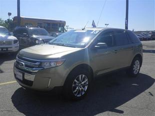 2013 Ford Edge SEL SUV for sale in Rutherford for $26,999 with 25,026 miles.