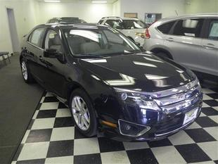 2012 Ford Fusion SEL Sedan for sale in Rutherford for $21,999 with 26,889 miles.