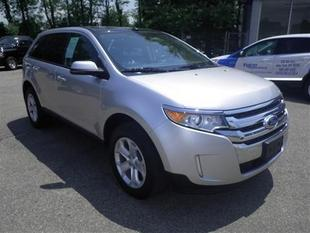 2012 Ford Edge SEL SUV for sale in Rutherford for $27,999 with 24,980 miles.
