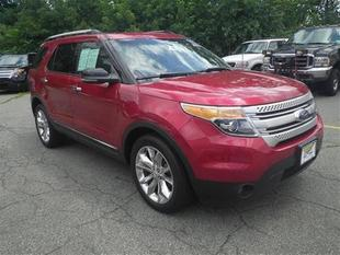 2012 Ford Explorer XLT SUV for sale in Rutherford for $34,499 with 28,197 miles.
