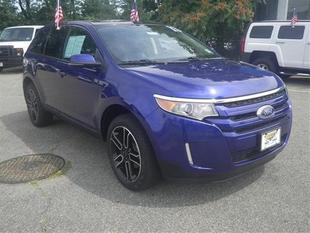 2013 Ford Edge SEL SUV for sale in Rutherford for $30,999 with 11,557 miles.