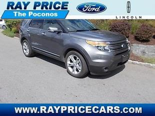 2014 Ford Explorer Limited SUV for sale in Stroudsburg for $34,588 with 16,784 miles.
