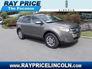 2013 Ford Edge Limited SUV for sale in Stroudsburg for $25,888 with 33,711 miles.