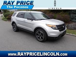 2013 Ford Explorer Sport SUV for sale in Stroudsburg for $38,588 with 29,387 miles.