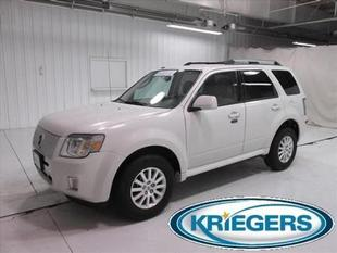 2011 Mercury Mariner Premier SUV for sale in Muscatine for $17,460 with 56,226 miles.