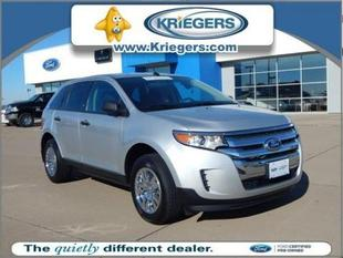 2011 Ford Edge SE SUV for sale in Muscatine for $17,490 with 57,509 miles.
