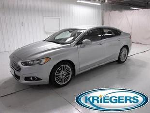 2014 Ford Fusion SE Sedan for sale in Muscatine for $21,990 with 13,505 miles.