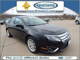 2011 Ford Fusion SEL Sedan for sale in Muscatine for $15,483 with 41,040 miles.