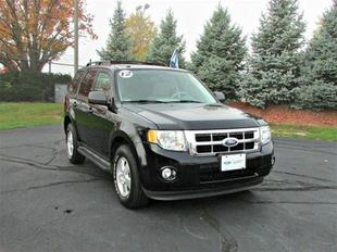 2012 Ford Escape XLT SUV for sale in Davenport for $20,900 with 61,255 miles.