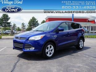 2013 Ford Escape SE SUV for sale in Dearborn for $21,980 with 13,679 miles.
