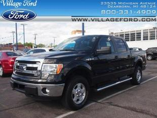 2013 Ford F150 XLT Crew Cab Pickup for sale in Dearborn for $31,580 with 24,616 miles.