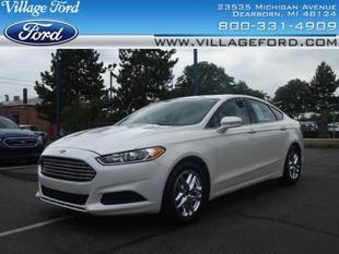 2013 Ford Fusion SE Sedan for sale in Dearborn for $18,680 with 31,323 miles.