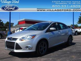 2014 Ford Focus SE Sedan for sale in Dearborn for $17,280 with 20,746 miles.