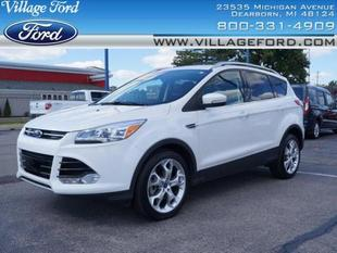 2013 Ford Escape Titanium SUV for sale in Dearborn for $25,980 with 15,119 miles.