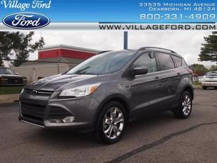 2014 Ford Escape SE SUV for sale in Dearborn for $23,980 with 9,002 miles.