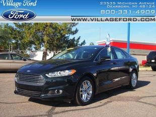 2014 Ford Fusion SE Sedan for sale in Dearborn for $20,980 with 18,148 miles.
